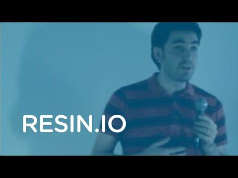 JavaScript on hardware (devices) - Resin.io