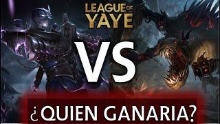 Shen vs Fiddlesticks ¿Quién ganaría? // 1 vs 1 según el Lore