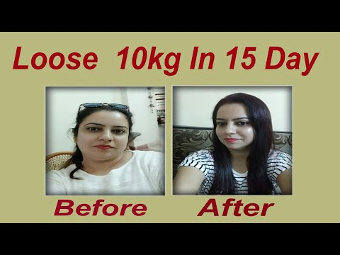 WEIGHT LOSS DIET part -2 [LOOSE 10 KG IN 15 DAYS]