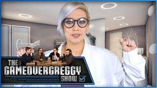 ASMR and Greg Miller is Crazy - The GameOverGreggy Show Ep. 125