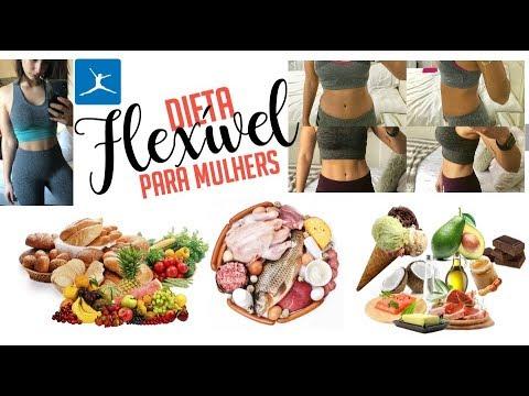como calcular macros dieta flexivel