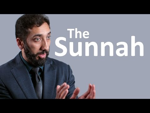 The Quran Defends the Sunnah - Nouman Ali Khan - Malaysia Tour 2015