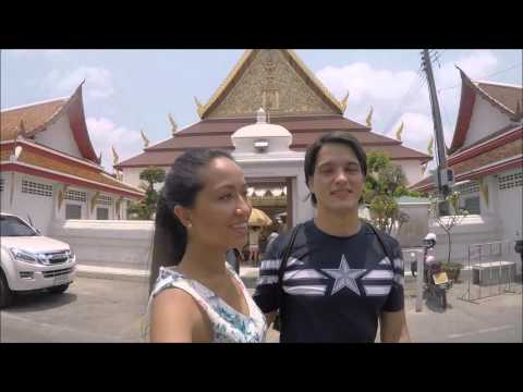 """Travel to Bangkok!  from Karaoke to Muay Thai - With """"Never Coming down"""", Guster Cover"""
