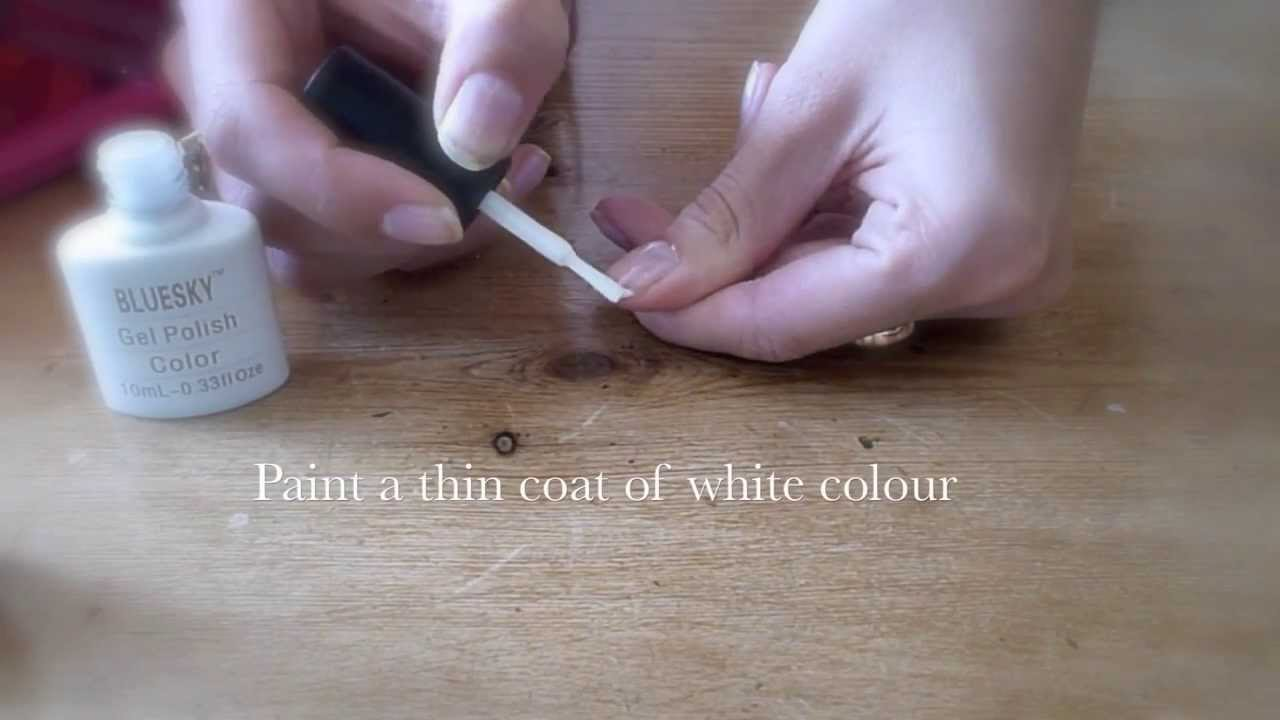 Diy beauty how to do your own gel nails at home shellac french diy beauty how to do your own gel nails at home shellac french manicure by fashion mumblr youtube solutioingenieria Gallery