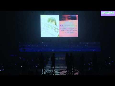 틴탑TEENTOP) 서울콘 'ANGEL' 이벤트 영상