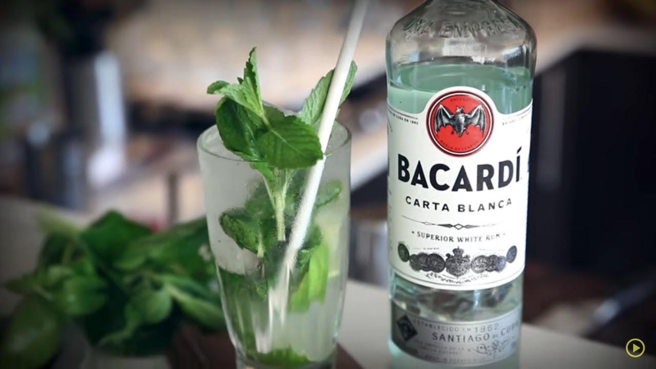 Сколько стоит бутылка светлого рома Бакарди?