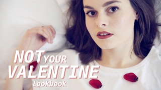 Lookbook No. 1 | Not Your Valentine | Lucy Moon