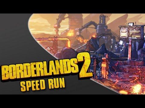 speedruns - Borderlands 2 - games done quick