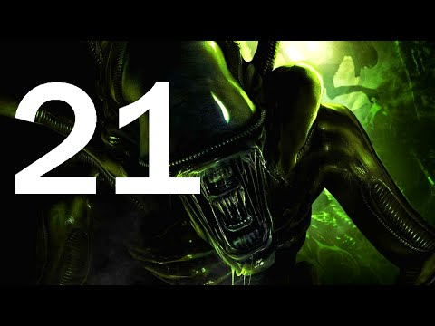 Alien isolation elevator shaft to upper labs gameplay part for Bureau 13 gameplay