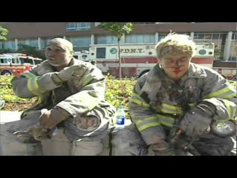 9/11 FireFighters - THREE Explosions After Plane Hit WTC