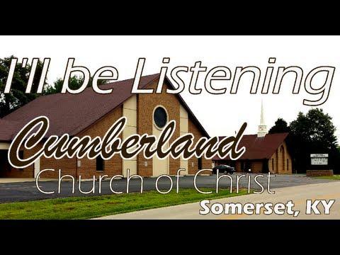 I'll be Listening - Acapella Gospel Singing