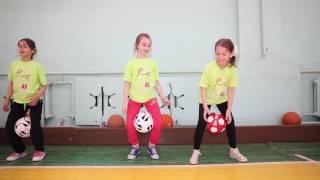 Урок на тему: «Футбол. Засвоєння Техніки володіння м'ячем»