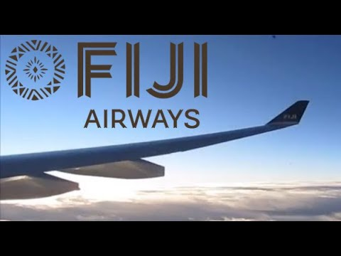 NAD to LAX Trip-Report on Fiji Airways A330-200
