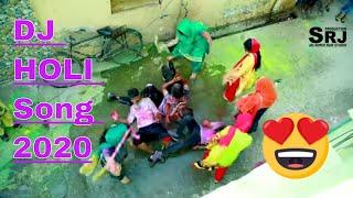Thoda sa Lagwa le bhabhi rang || Holiya me ude re II Holi Song I Latest DJ Hit 2020 I