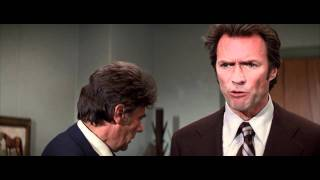 Dirty Harry 3: The Enforcer - Personnel Is For A-Holes