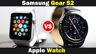 Samsung Gear S2 vs Apple Watch - Ultimate Smartwatch Comparison