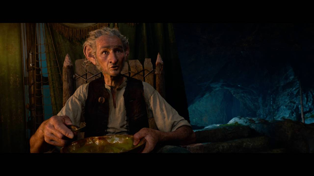 "Disney's The BFG - ""Giant Speak"" - YouTube"