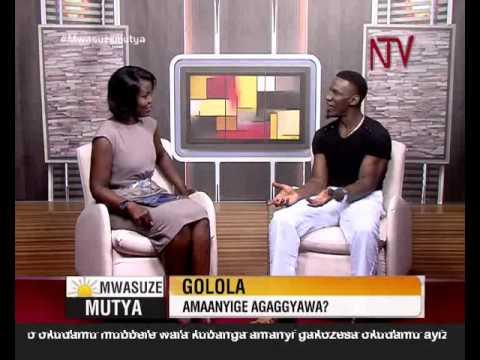 Mwasuze Mutya ne Golola Moses