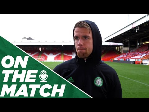 🎙️ Kristoffer Ajer on the Match | Aberdeen 3-3 Celtic