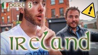 (TOP SECRET!) The Most EXCLUSIVE UNDERGROUND Pub in Dublin | MYSTERY FLIGHTS IRELAND PART 3