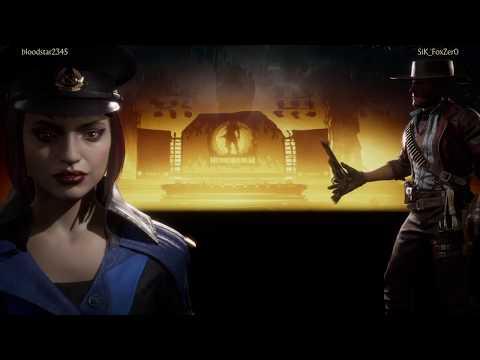 MK11: 1% Win Odds Kombat League Set (FoxZer0   Nightwolf/Erron Black Vs Bloodstar2345   Skarlet)