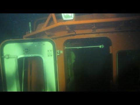 Kahden hengen kuolemaan johtanut luotsiveneen kaatuminen ja uppoaminen Suomenlahdella 8.12.2017