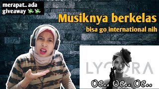 Lyodra Oe Oe Oe Reaction MP3