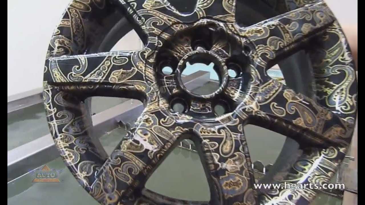 automotive applications for water transfer printing youtube. Black Bedroom Furniture Sets. Home Design Ideas
