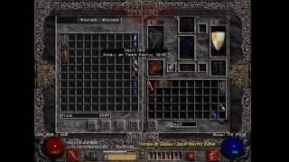 Diablo 2 LoD Duriel Speed Run - Servidor brasileiro d2evo