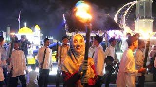 ENDONEZYA'DA İNANILMAZ GELENEK.  DİNİ BAYRAMLARI İŞTE BÖYLE KARŞILIYORLAR! - bayılacaaaksıız❤️