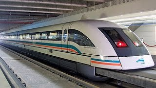 14 China Maglev Train