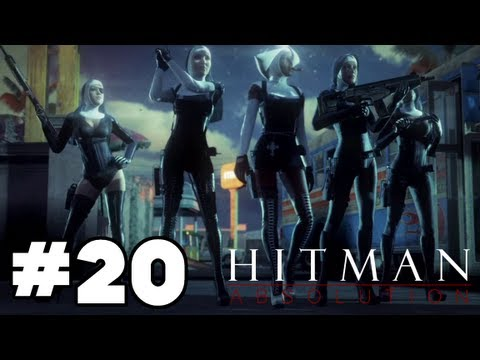Hitman: Absolution - Walkthrough (Part 20) - Mission: Attack of the Saints (Parking)