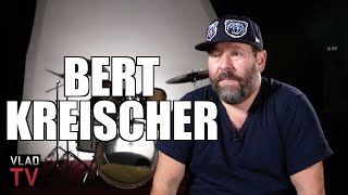Bert Kreischer  on Vacationing with Rachael Ray, Living with Patrice O'Neal (Part 12)