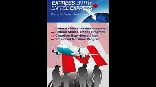 видео Express Entry в Канаду