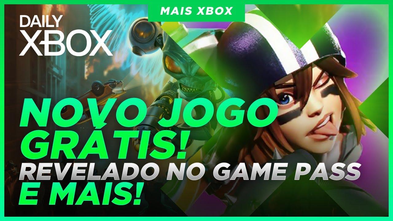 DAILY XBOX! NOVO JOGO GRÁTIS, MAIS um JOGÃO REVELADO no GAME PASS e MAIS!
