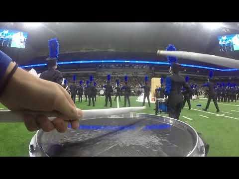 2017 Leander High school Band BOA San Antonio Finals
