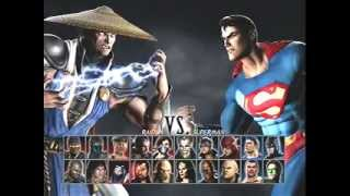 Mortal Kombat vs. DC Universe Gameplay