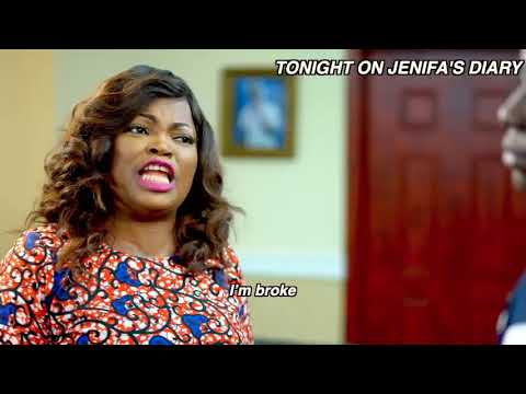 Jenifa's diary Season 10 Episode 2 - Showing tonight on AIT (ch 253 on DSTV) 7.30pm