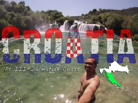 14 - Backpacking Croatia (III): Dalmatian Coast