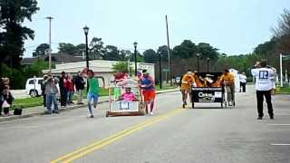 Habitat For Humanity 1st Annual Bed Race @marketcommon Myrtlebeachsc