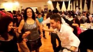 Two Young Gigolo's On The Dancefloor