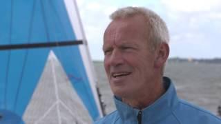 Social Flash Welkom op het water | Catamaran zeilen 2