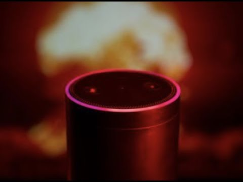 YOU WON'T BELIEVE WHAT THIS AMAZON ECHO JUST DID....OR WILL YOU? (TECHNOLOGY)