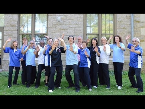 Dr Paul Lam | Tai Chi for Arthritis for Health | presentation | 2016