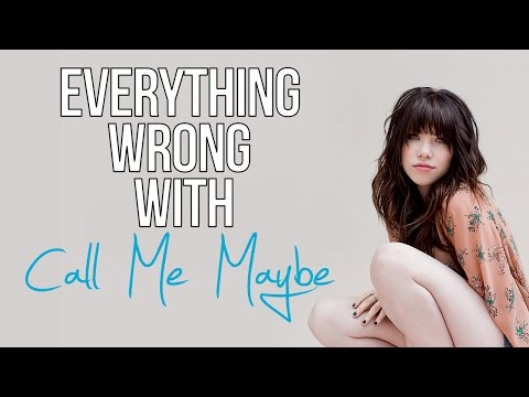Everything Wrong With Carly Rae Jepsen -