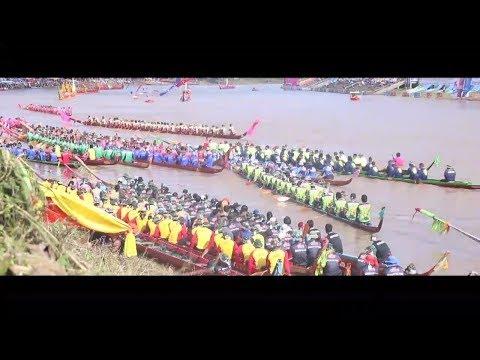 ประเพณีการแข่งเรือยาว - วันที่ 15 Sep 2018