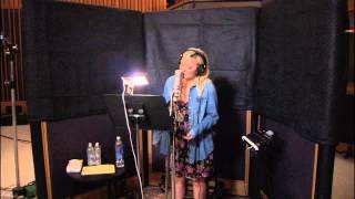 Disney's Frozen - Demi Lovato Recording Session B-Roll h264 hd