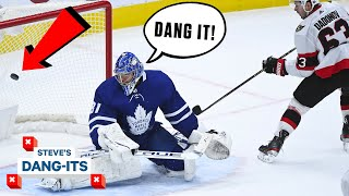 NHL Worst Plays Of The Week: IT WAS 5-1! | Steve's Dang-Its