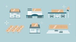 京セラソーラー|80秒で分かる太陽光発電システム thumbnail