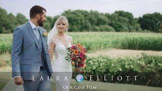 Laura & Elliott's Wedding Film at Southdowns Manor - Spice Wedding Films